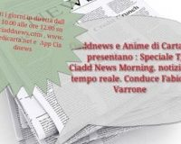 Ciadd News Morning News 8 Settembre 2016