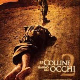 LE COLLINE HANNO GLI OCCHI 2 - FILM COMPLETO IN STREAMING