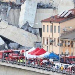 Crollo ponte Genova, 35 morti. Si scava ancora alla ricerca dei dispersi