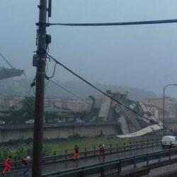 Genova, crolla il ponte Morandi sull'autostrada A10: 11 morti accertati. Un bambino fra le vittime