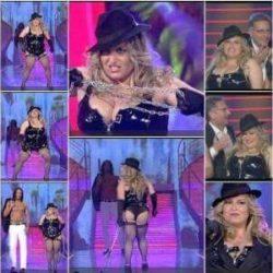"Emanuela Petroni a ""Ciao Darwin""6 con Paolo Bonolis e Luca Laurenti su MEDIASET EXTRA"