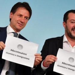 Decreto sicurezza, ok cdm: stretta su migranti e case occupate. Salvini: via tutti i campi rom LIVE