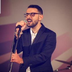 Domenico Raffa in gara a SANREMO Radio Contest