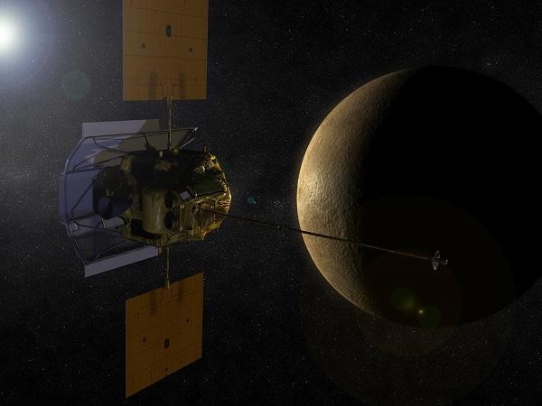 Messenger alla scoperta di Mercurio, il pianeta più 'strano' del Sistema Solare