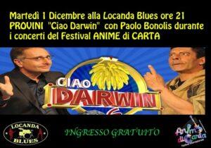 Locandina 5 dicembre locanda blues