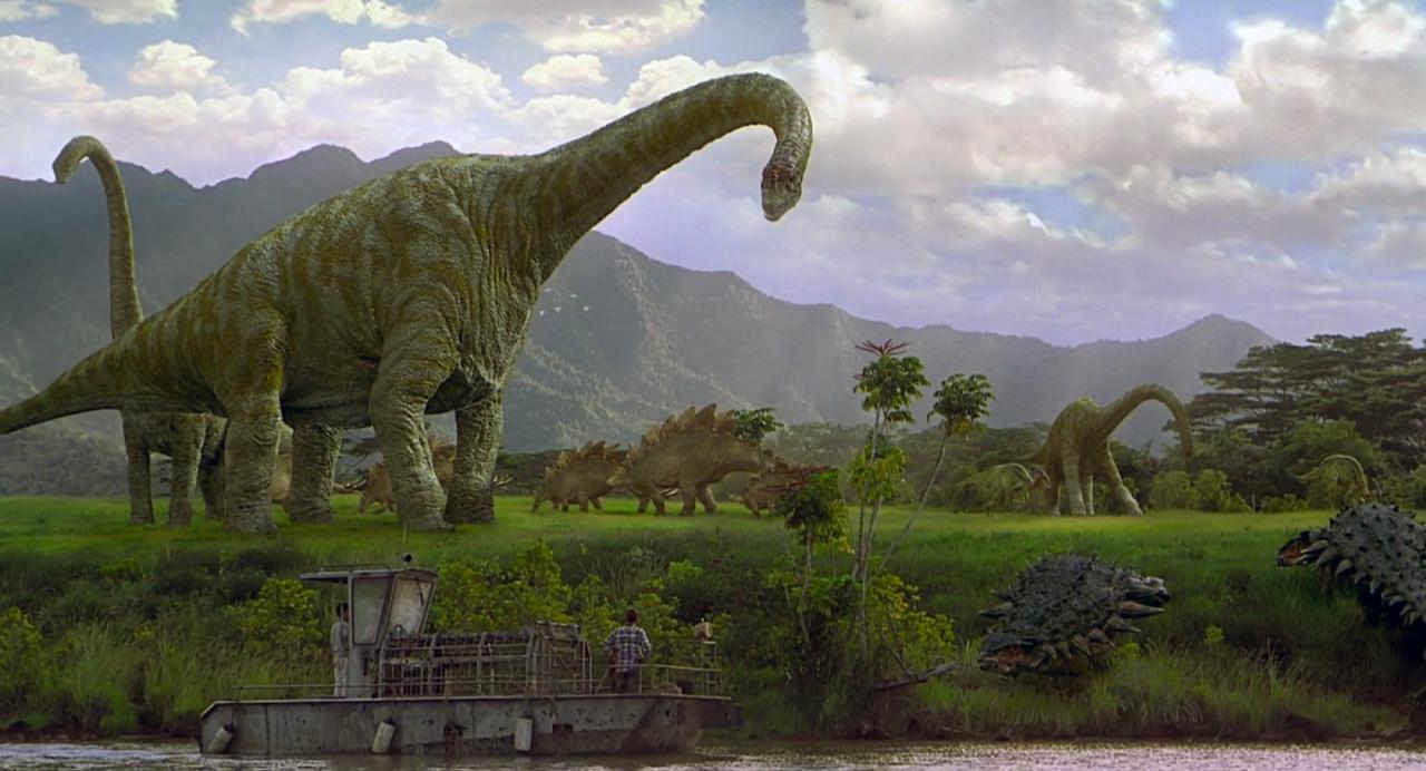Dinosauri: fascino e mistero parte 4 di 4