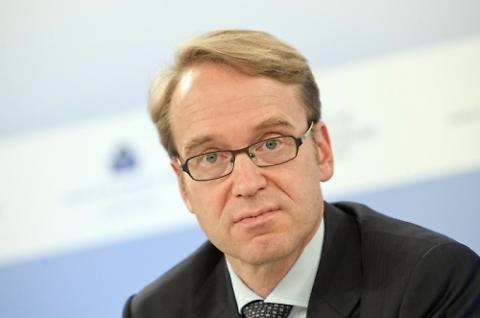 """Bundesbank, Weidmann: """"O si cede più sovranità o si accetta il bail-in delle banche"""""""