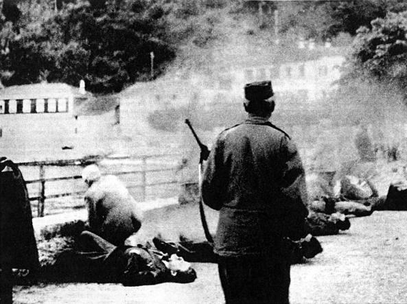 al «ragazzo del lago»  che catturò Benito Mussolini