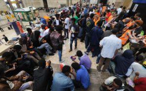 Milano-migranti-accampati