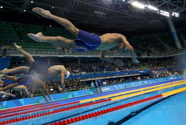 La piscina del nuoto di Rio favorisce i record?