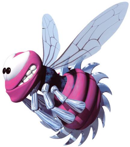 pink_buzz_artwork_-_donkey_kong_country_3
