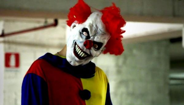 Killer clown anche a Palermo: mettono paura a donne e bambini