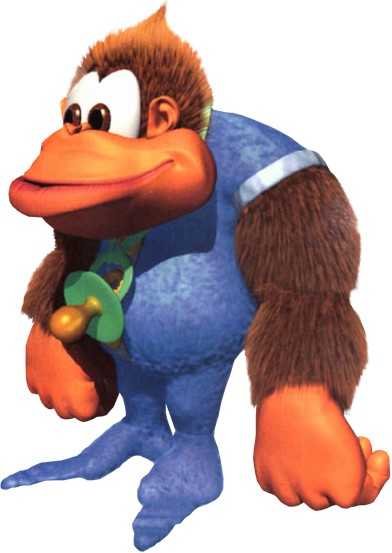 kiddy_kong_artwork_2_donkey_kong_country_3