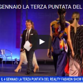La stilista di moda,sarta e modellista Giovanna Ercolano presenta: MODA IL 4 GENNAIO LA TERZA PUNTATA DEL REALITY FASHION SHOW FOR DESIGNERS