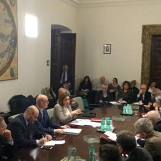 Terremoto, ricostruzione e non solo: la Marini detta le priorità della Regione Umbria