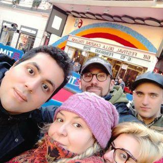 SANREMO 2018 un traguardo importante con RADIO Ciadd News ed ANIME di CARTA di Emanuela Petroni