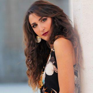 """EMANUELA PETRONI presenta la bellissima FRANCESCA sul RED CARPET del più esclusivo locale di Testaccio """"LA CUEVA Live Club"""""""