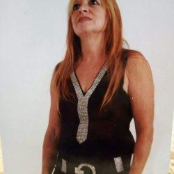 """EMANUELA PETRONI presenta la bellissima TIZIANA ROMANELLI sul RED CARPET del """"Rock'n'Roll Garden"""" di Roma per il Festival internazionale ANIME di CARTA"""