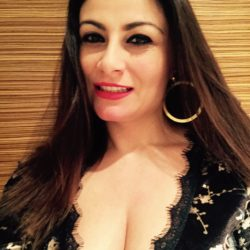"""EMANUELA PETRONI presenta la bellissima MARIA LUCE PITTALIS sul RED CARPET del """"Rock'n'Roll Garden"""" di Roma per il Festival internazionale ANIME di CARTA"""