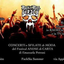 U2 tribute al Rock'n'Roll Garden di Roma su Ciadd News RADIO e TV
