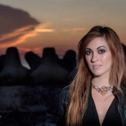 """ALESSIA PACIFICI nel video musicale """"Janare"""" per la regia di Emanuela Petroni - canzone realizzata dai Punto & Virgola"""