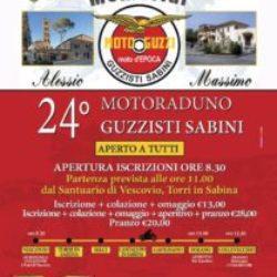 Motoincontro Guzzi Sabino 2018
