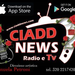 Ciadd News RADIO e TV - Records - Etichetta Discografica e Produzione Cimatografica