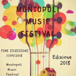 Montopoli Music Festival edizione 2018