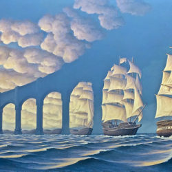 I 5 quadri di Robert Gonsalves che polverizzeranno il tuo cervello
