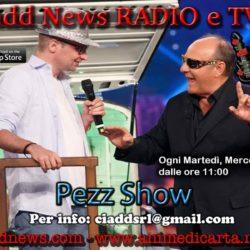 Pezz Show - TU SI QUE VALES - 9° Puntata