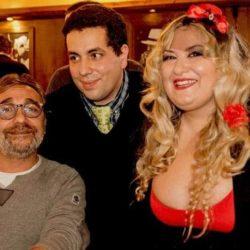 """EMANUELA PETRONI intervista ALESSANDRO PONDI """"Anime di Carta"""" promuove cinema italiano"""