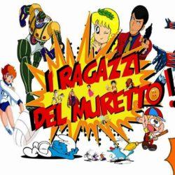 La CARTOON band I RAGAZZI DEL MURETTO si esibirà al Palladio Live Club e verrà presentata in TV e in RADIO da Emanuela Petroni grazie al Festival ANIME di CARTA