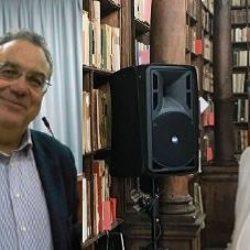 Claudio Paterna e Mario Pavone all'ExMa