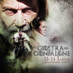 """Magliano Sabina (RI) """"Giostra del Gonfalone"""" 11-12-13-14 Luglio 2019"""