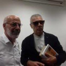 Liliana Manetti intervista Franco di Carlo per il giornale di RADIO E TV CIADD NEWS