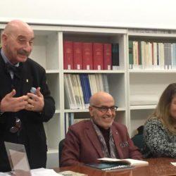 Resoconto della prima presentazione Colore di donna di Liliana Manetti