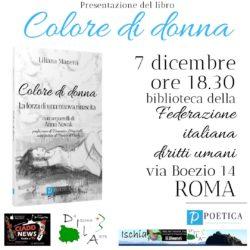 Presentazione di Colore di donna (Liliana Manetti)