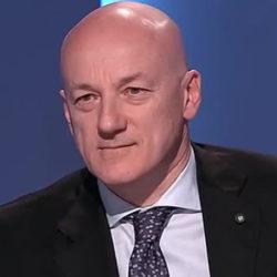 STEFANO BISI, GRAN MAESTRO DEL GRANDE ORIENTE D'ITALIA AL CASINO' DI SANREMO