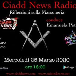 n° 42 - Riflessioni sulla Massoneria di Emanuela Petroni con Mauro Cascio