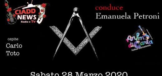 n° 44 - Riflessioni sulla Massoneria di Emanuela Petroni con Carlo Toto