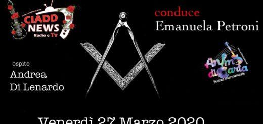 n° 43 - Riflessioni sulla Massoneria di Emanuela Petroni con Andrea Di Lenardo