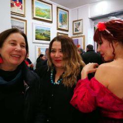Resoconto della scorsa presentazione di Colore di donna di Liliana Manetti al Mondo dell'Arte