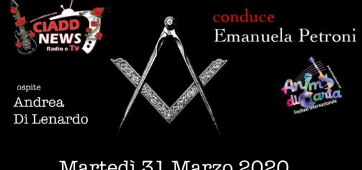 n° 51 - Riflessioni sulla Massoneria di Emanuela Petroni con Andrea Di Lenardo