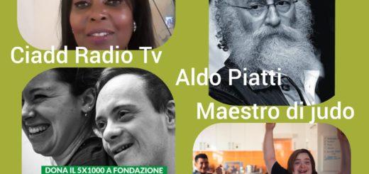 Marcia Sedoc A TU per TU con Aldo Piatti maestro di judo - Paesi Uniti della Sabina - Ciadd News Radio e TV