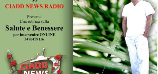 Salute e Benessere con Mao Stregapede con Sara Preziosi su Ciadd News Radio e TV - Paesi Uniti della Sabina
