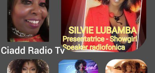 Marcia Sedoc A TU per TU con Silvie Lubamba show Girl