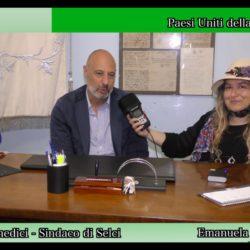 Emanuela Petroni presenta Egisto Colamedici Sindaco di Selci - Paesi Uniti della Sabina