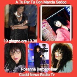 A TU per TU con Marcia Sedoc e Rosanna Barbarossa Artista producer
