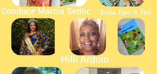 Marcia Sedoc A TU per TU con Evita Tjon A Ten - Paesi Uniti della Sabina - Ciadd News Radio e TV