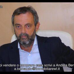 ANDREA BERNAUDO presentato da Emanuela Petroni in TV su Canale Italia 11